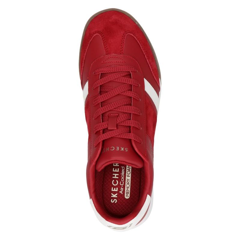 Skechers Street Zinger - Lage sneakers - Rood