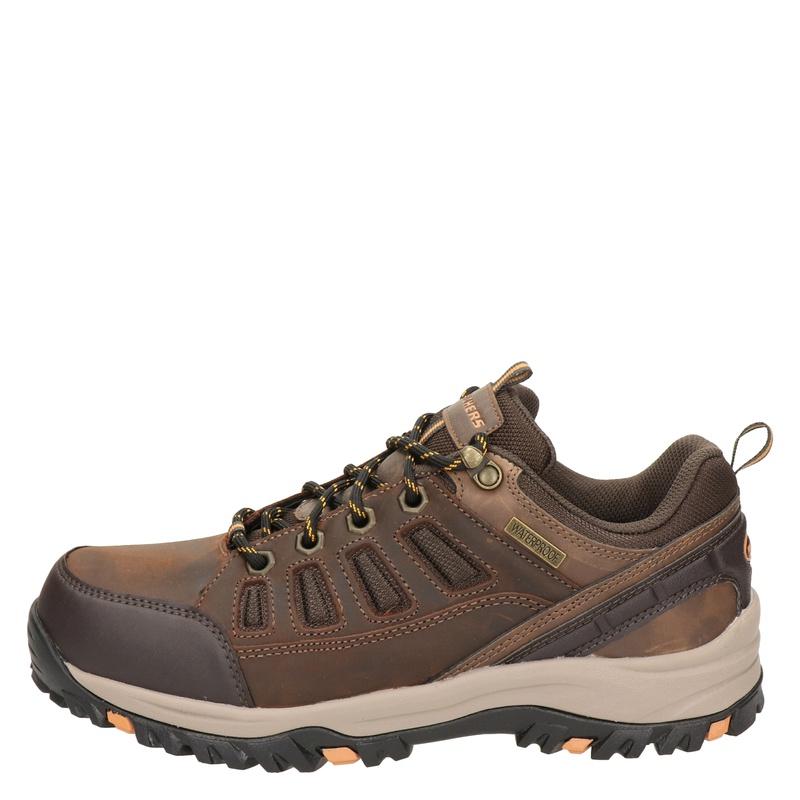 Skechers Relment - Lage sneakers - Bruin