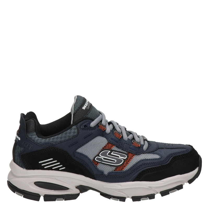 Skechers Vigor 2.0 - Lage sneakers - Blauw