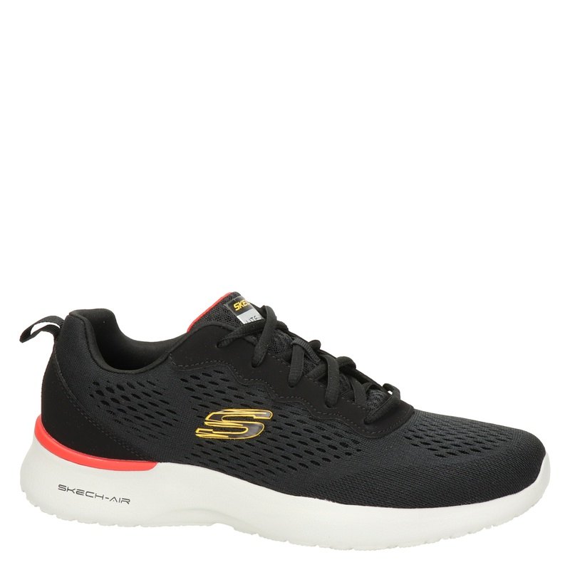 Skechers Air Dynamight - Lage sneakers - Zwart