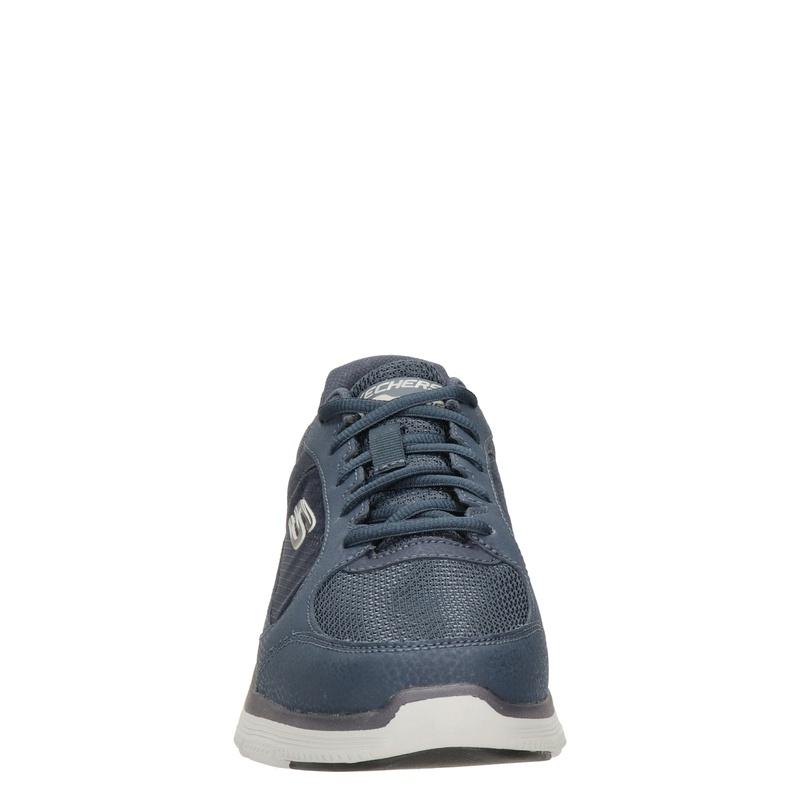 Skechers Flex Advantage 4.0 - Lage sneakers - Blauw