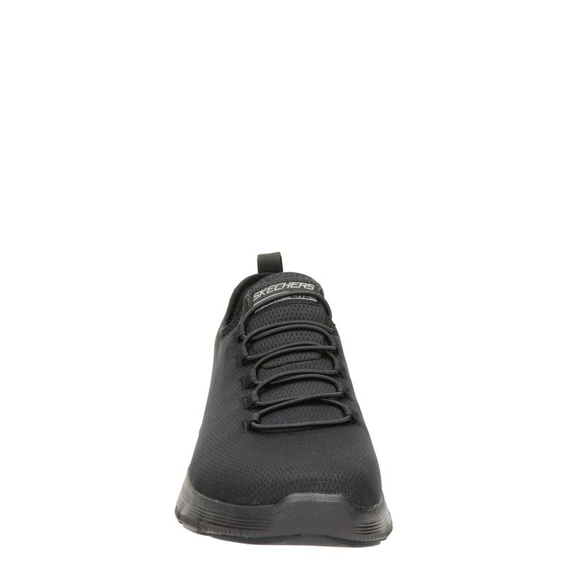 Skechers Flex Advantage 4.0 - Instapschoenen - Zwart