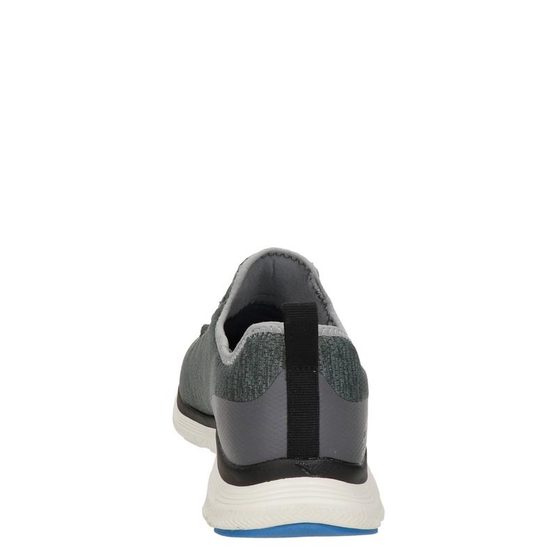 Skechers Flex Advantage 4.0 - Instapschoenen - Grijs