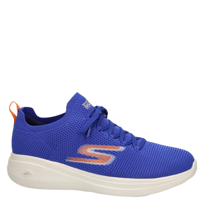 Skechers Go Run - Instapschoenen - Blauw