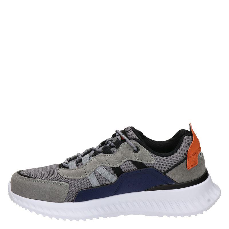 Skechers Ximino - Lage sneakers - Grijs