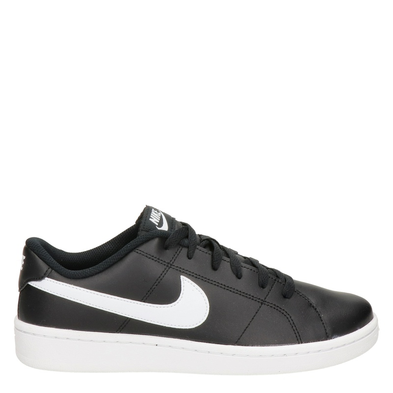 Nike Court Royale 2 - Lage sneakers - Zwart