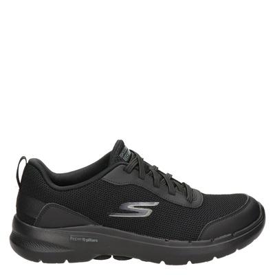 Skechers Go Walk 6 - Lage sneakers - Zwart