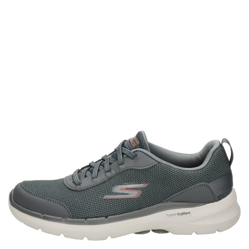 Skechers Go Walk 6 - Lage sneakers - Grijs