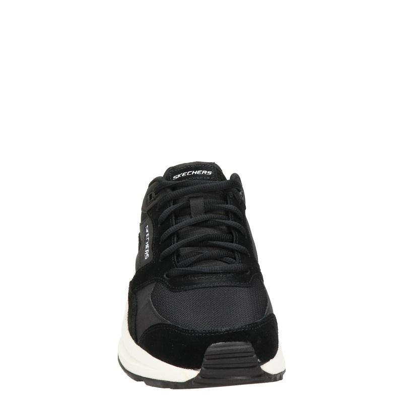 Skechers Global Jogger - Lage sneakers - Zwart