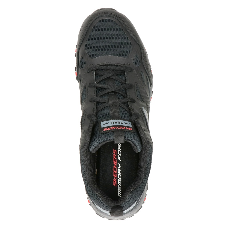 Skechers Hillcrest - Lage sneakers - Zwart