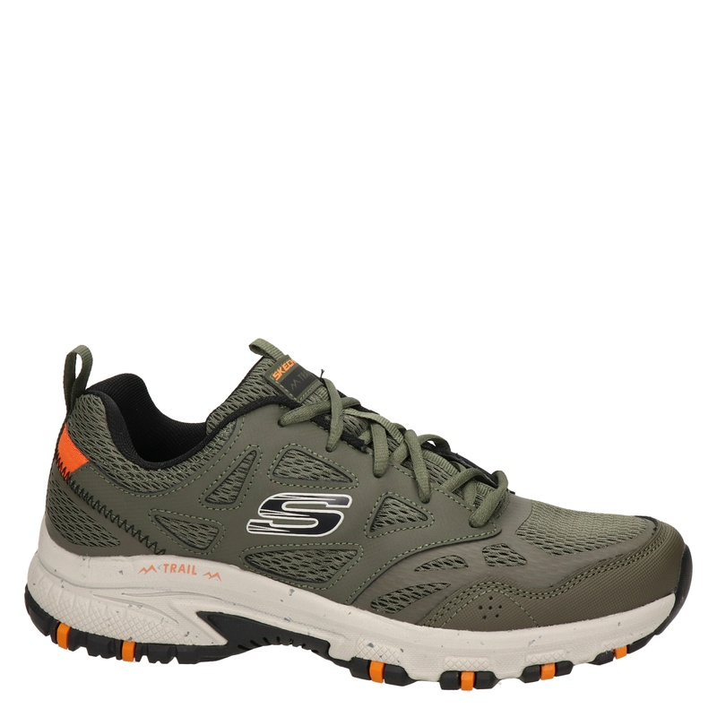 Skechers Hillcrest - Lage sneakers - Groen