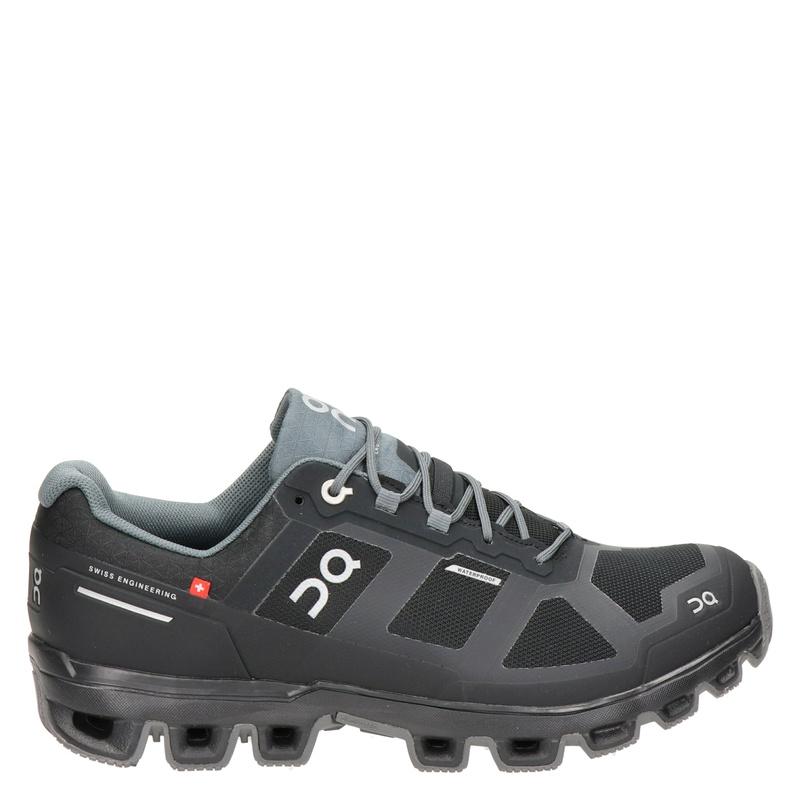 On Running Cloudventure WP - Lage sneakers - Zwart