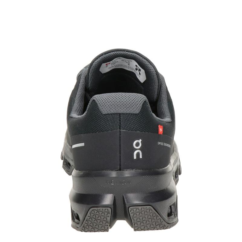 On Running - Lage sneakers - Zwart