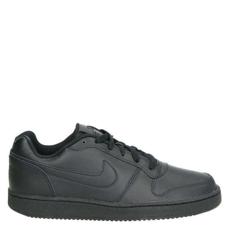 Nike Ebernon Men - Lage sneakers - Zwart