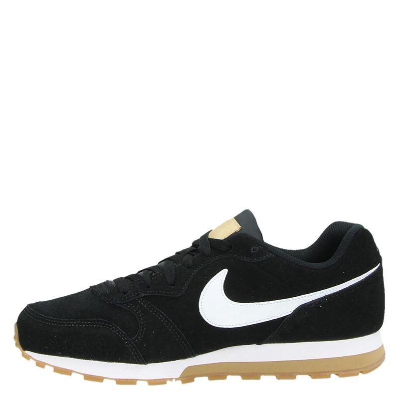 Nike MD Runner 2 - Lage sneakers - Zwart