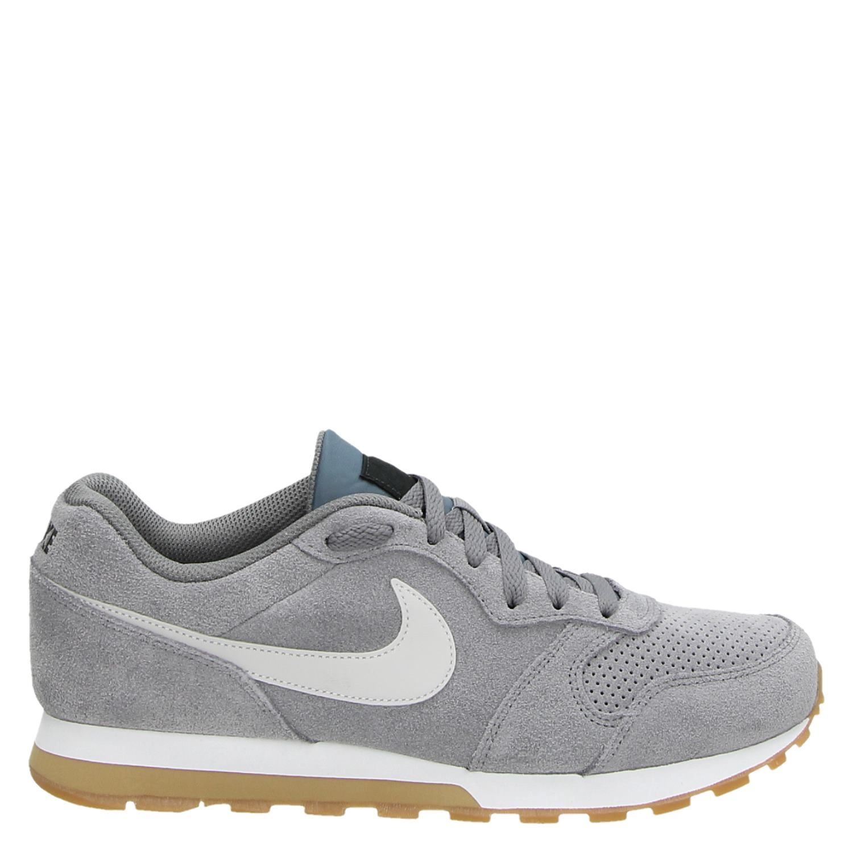 155105673d1 Nike MD Runner 2 heren lage sneakers grijs