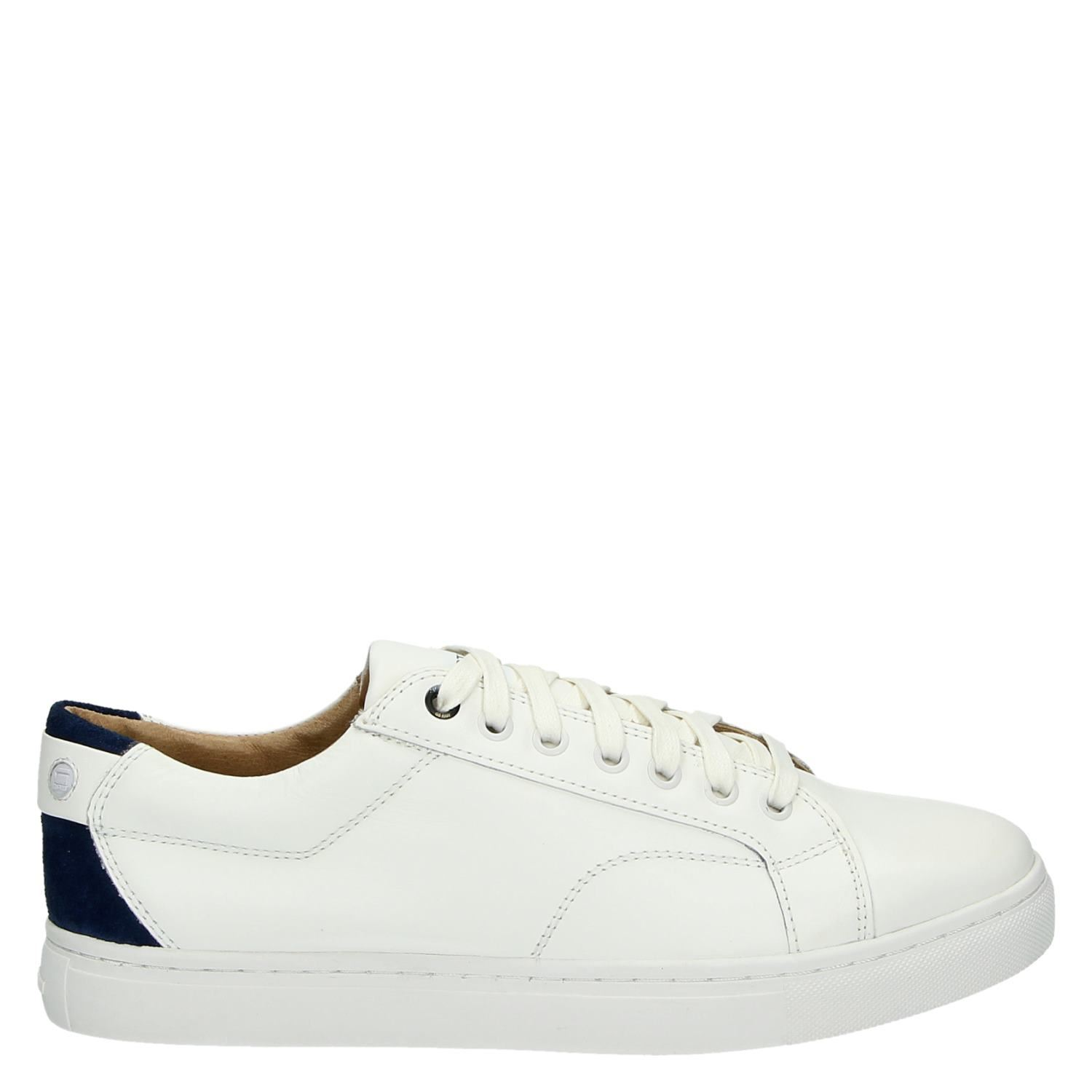 Chaussures Blanches G-star Pour Les Hommes rRoiCbI