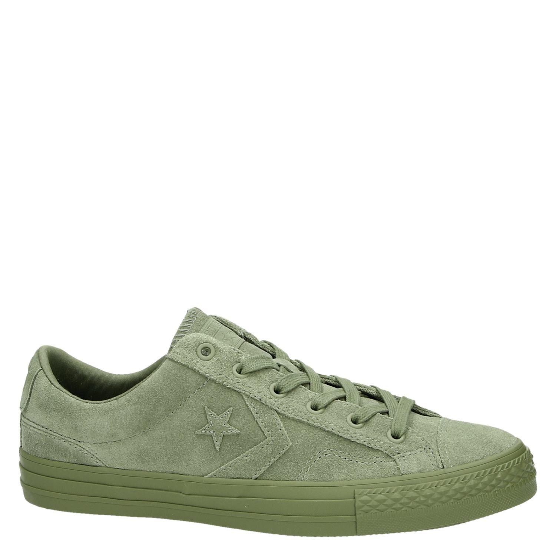 Converse Star Player herensneaker groen