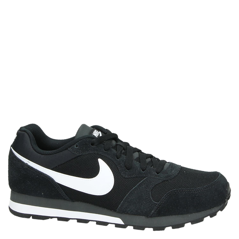 Nike MD Runner herensneaker zwart