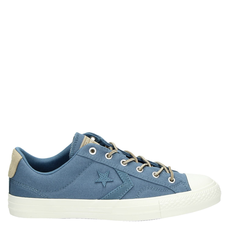 Converse Schoenen Blauw