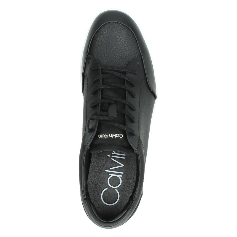 Calvin Klein Balin - Lage sneakers - Zwart