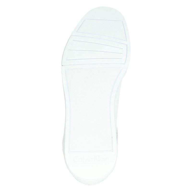 Calvin Klein Balin - Lage sneakers - Wit