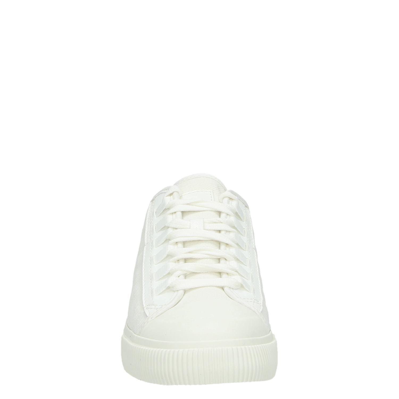 91904ddd3ab G-Star Raw Scuba II heren lage sneakers wit