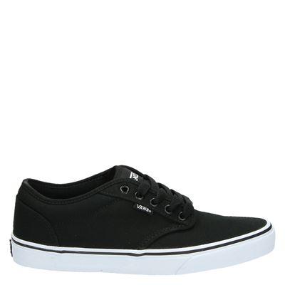 Vans heren lage sneakers zwart