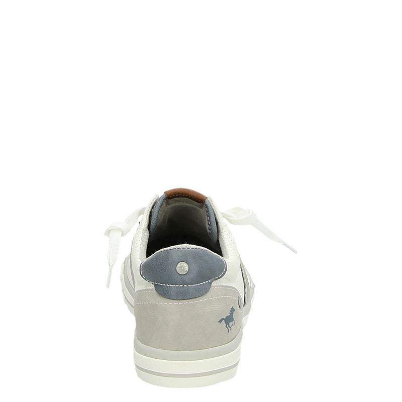 Mustang - Lage sneakers - Wit