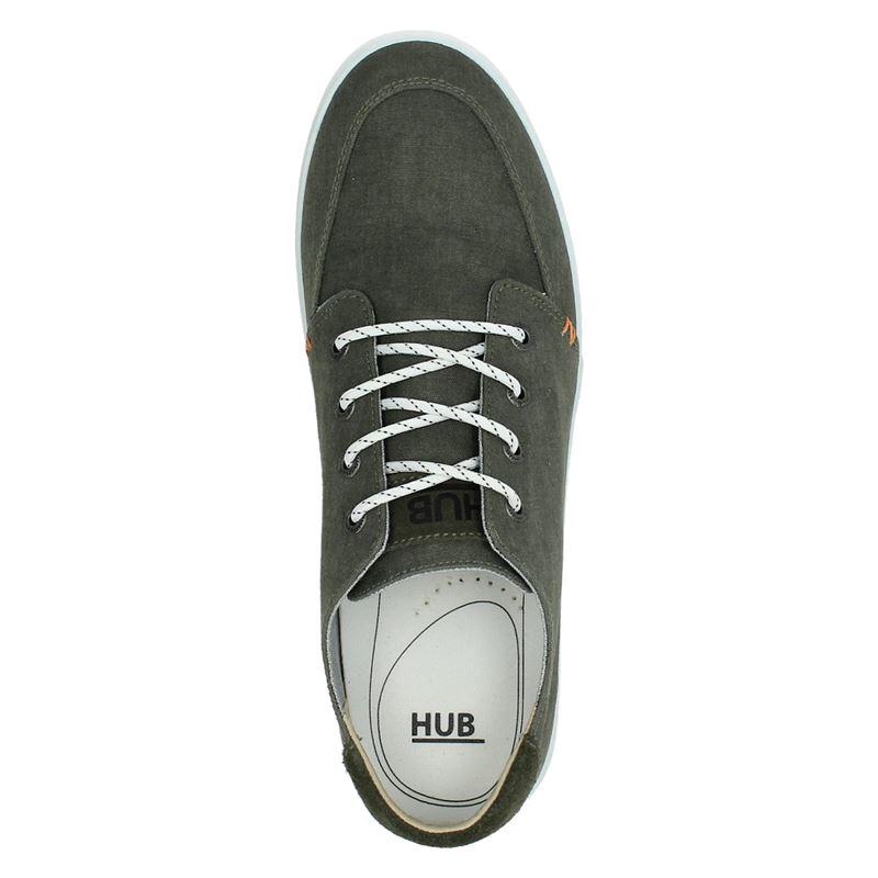Hub Boss - Lage sneakers - Groen