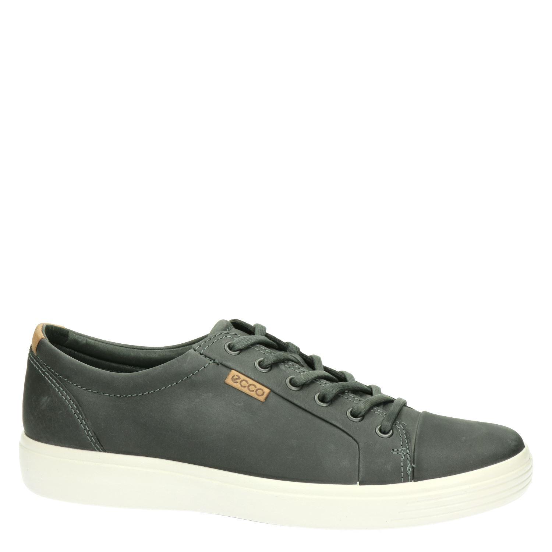 Ecco Soft 7 - Lage sneakers voor heren - Grijs U00Tj52