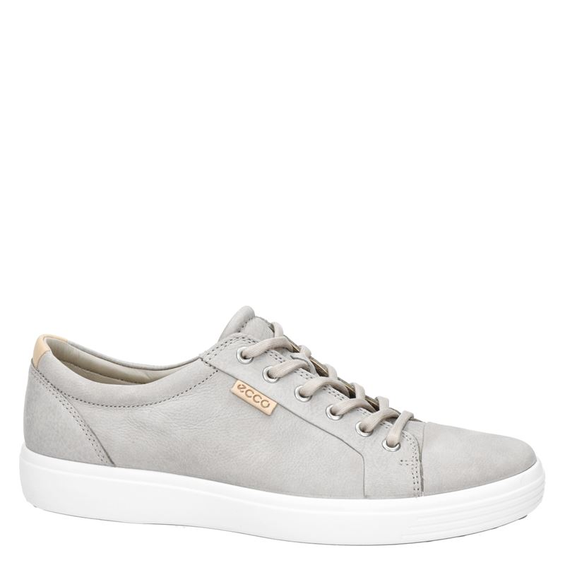 Ecco Soft 7 - Lage sneakers - Beige
