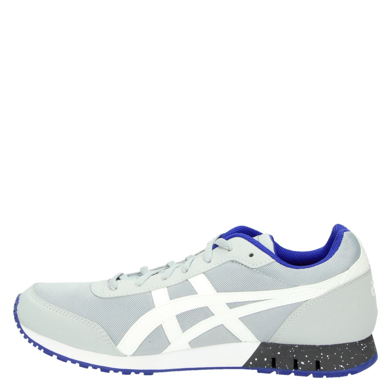 c6539f4da90 Asics Curreo heren lage sneakers grijs