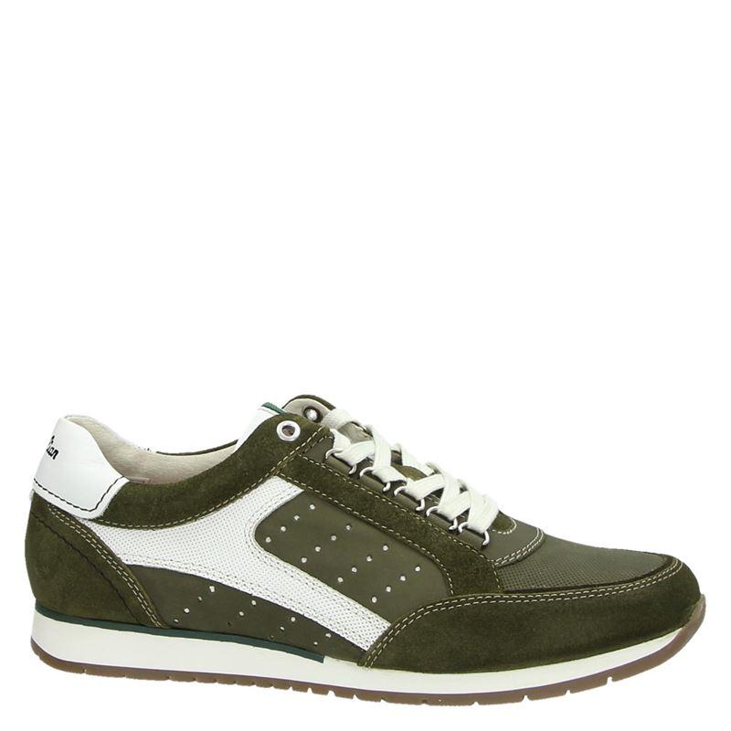 Australian Caravani - Lage sneakers - Groen