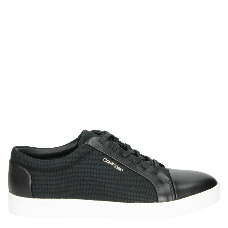 Calvin Klein Igor - Lage sneakers - Zwart