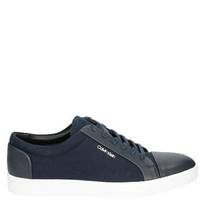 Calvin Klein heren sneakers blauw