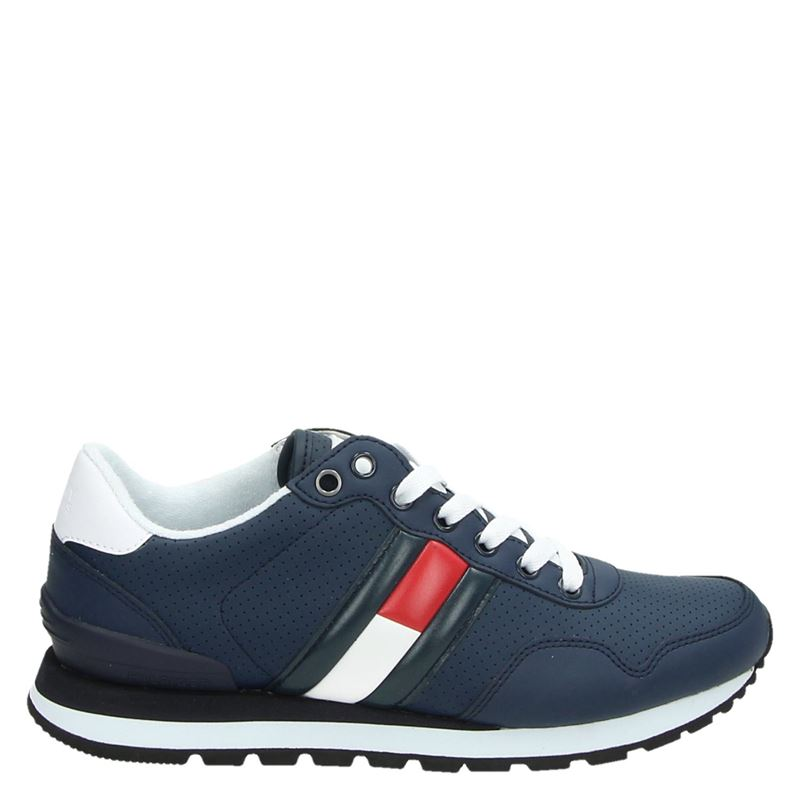 Tommy Jeans - Lage sneakers - Blauw