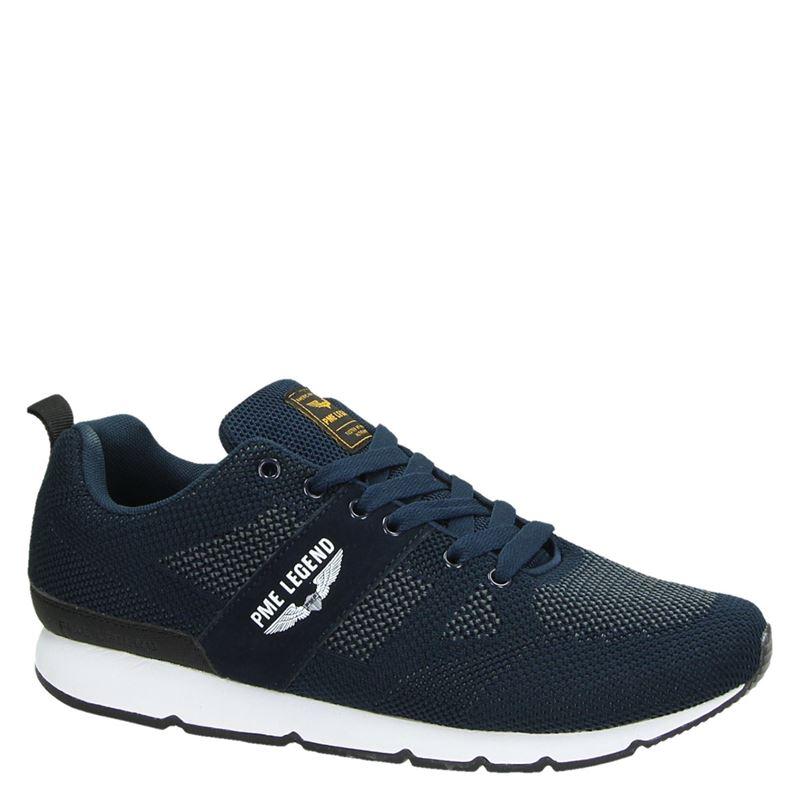 PME Legend Danville - Lage sneakers - Blauw