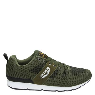 PME Legend heren sneakers groen