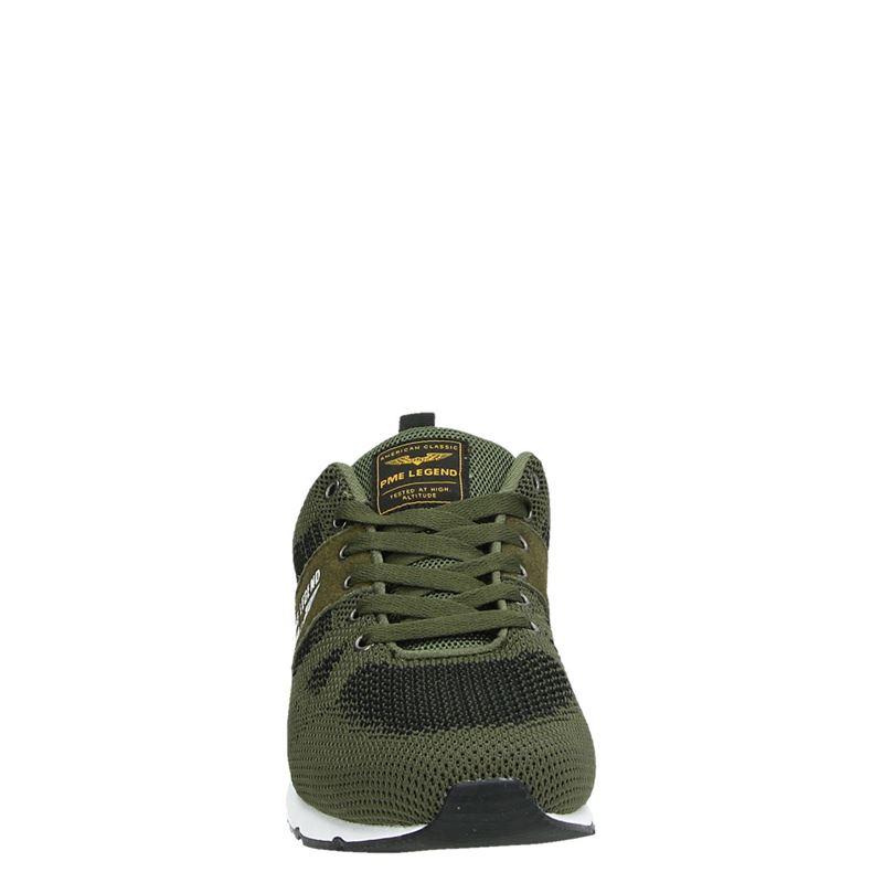 PME Legend Danville - Lage sneakers - Groen