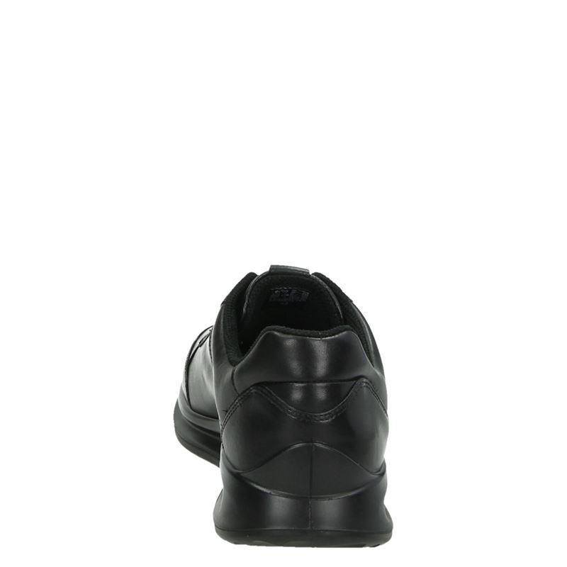 Ecco Aquet - Lage sneakers - Zwart