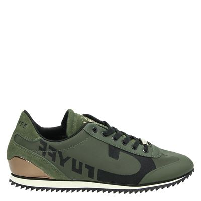 Cruyff heren sneakers groen