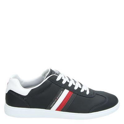 Tommy Hilfiger Sport heren sneakers blauw