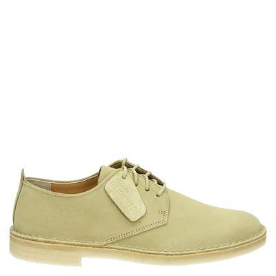 Clarks Originals heren nette schoenen beige