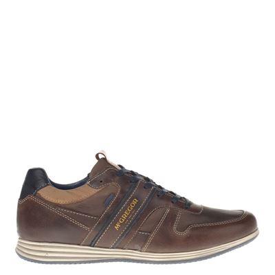 McGregor heren sneakers bruin