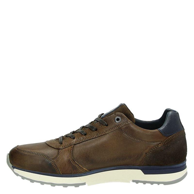 Gaastra Kai TMB - Lage sneakers - Cognac