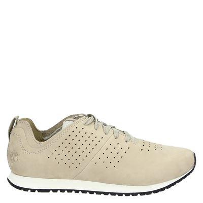 Timberland heren sneakers beige