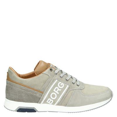 Bjorn Borg heren sneakers grijs