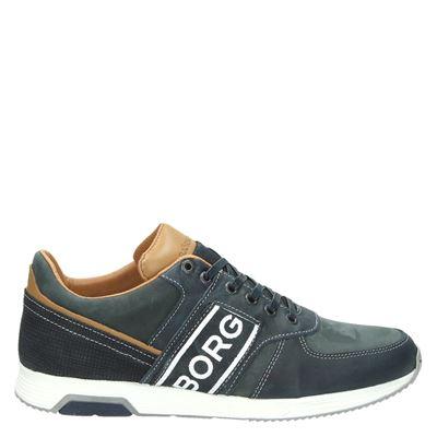 Bjorn Borg heren sneakers blauw