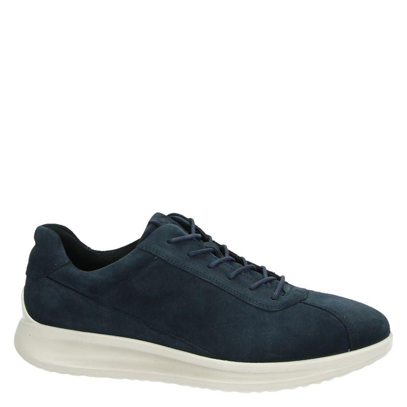 Ecco Vitrus Aquet - Lage sneakers - Blauw